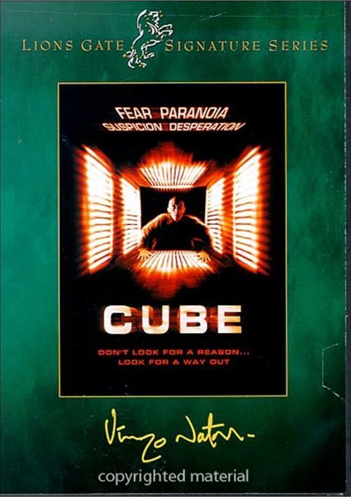 Cube: Signature Series Movie