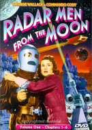 Radar Men From Moon: Volume 1  (Alpha) Movie