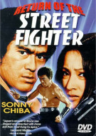 Return Of The Street Fighter Movie