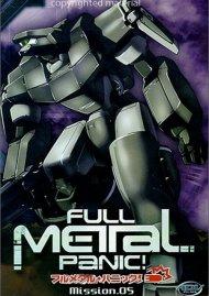 Full Metal Panic!: Mission 05 Movie