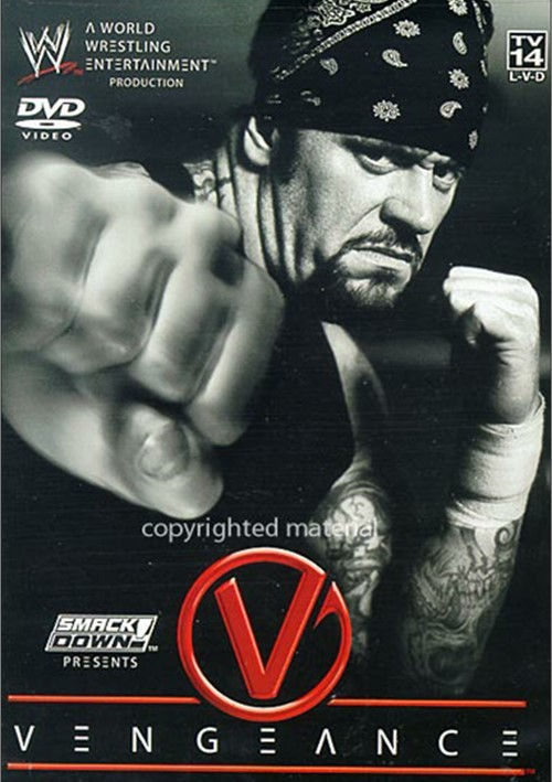 WWE: Vengeance 2003 Movie