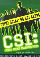 CSI: Crime Scene Investigation - The Complete Seasons 1 - 4 Movie