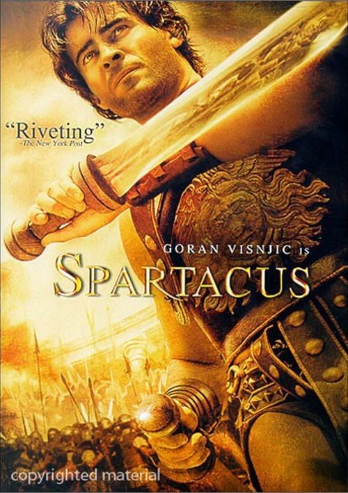 Spartacus: The Mini-series Movie