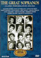 Great Sopranos: Classic Performances 1950-1963 (Voices Of Firestone) Movie