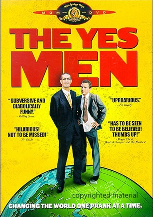 Yes Men, The Movie
