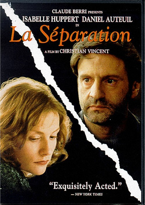 La Separation Movie