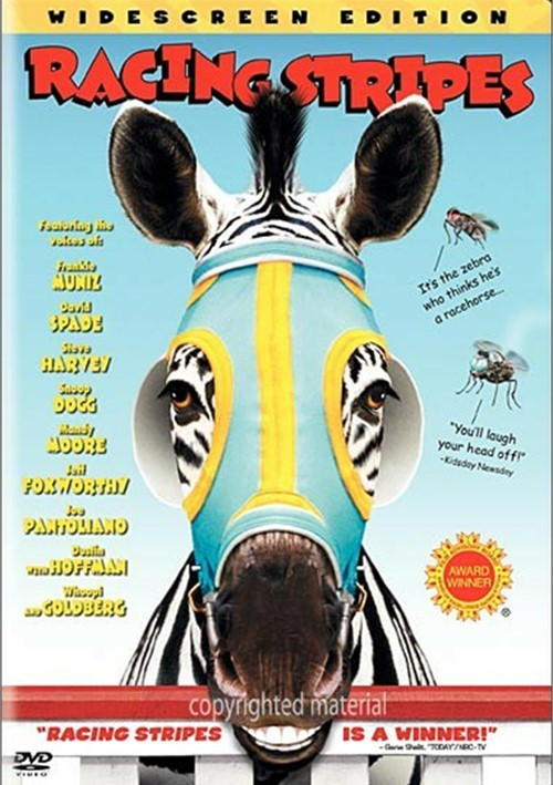 Racing Stripes (Widescreen) Movie