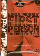 Errol Morris First Person:  The Complete Series Movie