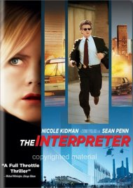 Interpreter, The (Widescreen) Movie