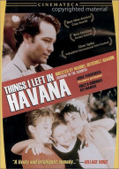 Things I Left In Havana Movie