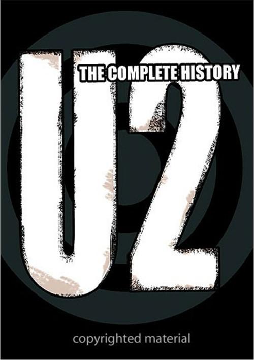 U2:  The Complete History Movie