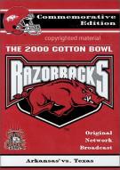 2000 Cotton Bowl - Arkansas Movie