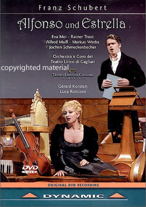 Franz Schubert: Alfonso Und Estrella Movie