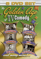 Golden Age Of TV Comedy, The Movie