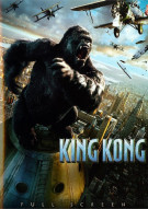 King Kong (2005) (Fullscreen) Movie