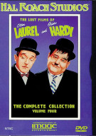 Lost Films of Laurel & Hardy #4 Movie