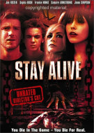 Stay Alive: Unrated Directors Cut Movie