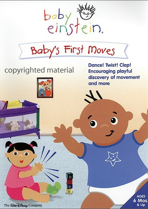 Baby Einstein: Babys First Moves Movie