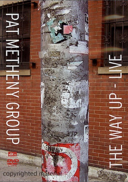 Pat Metheny Group: The Way Up - Live Movie