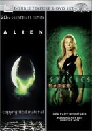 Alien / Species (Double Feature) Movie