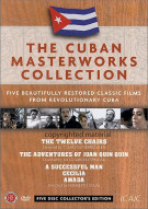 Cuban Masterworks Collection, The Movie