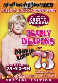 Deadly Weapons / Double Agent 73 (Double Feature) Movie