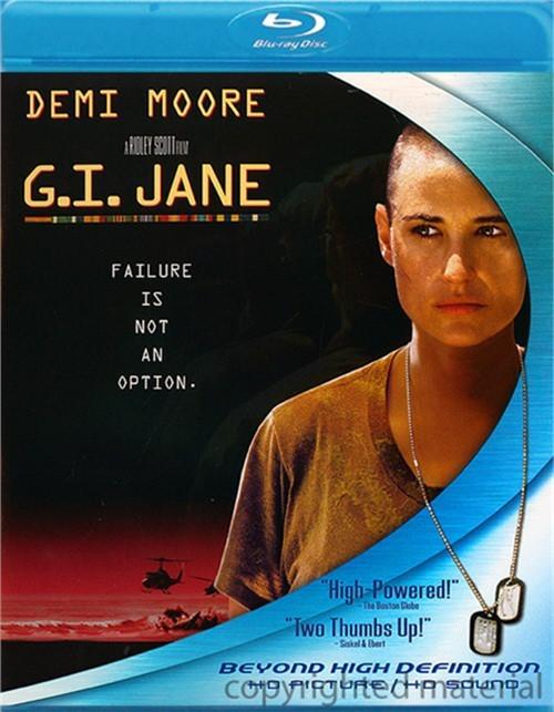 G.I. Jane Blu-ray