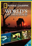 National Geographic: Worlds Last Great Places Collection Movie