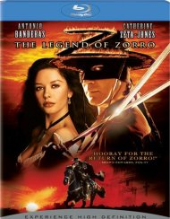 Legend Of Zorro, The Blu-ray