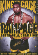 King Of The Cage: Rampage - Birth Of A Champion Movie