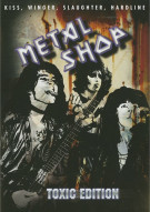 Metal Shop: Volume 5 - Toxic Edition Movie