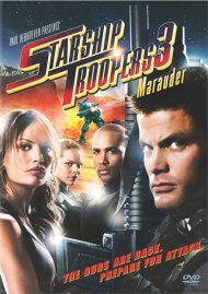 Starship Troopers 3: Marauder Movie