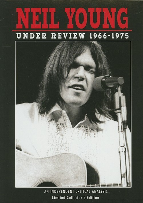 Neil Young: Under Review - 1966-1975 Movie