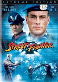 Street Fighter: Extreme Edition Movie