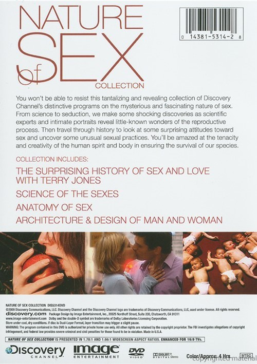 Nature Of Sex Dvd 20