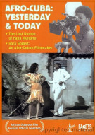 Afro-Cuba: Yesterday And Today: The Last Rumba Of Papa Montero / Sara Gomez: An Afro-Cuban Filmmaker Movie