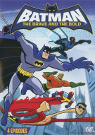 Batman: The Brave And The Bold - Volume 1 Movie