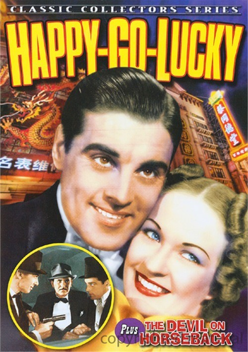 Happy-Go-Lucky / Devil On Horseback (Double Feature) Movie