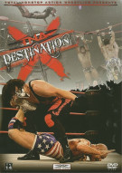 Total Nonstop Action Wrestling: Desination X 2009 Movie
