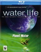 Water Life: Planet Water Blu-ray