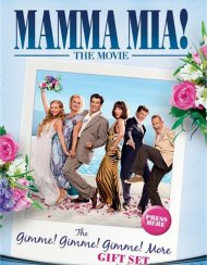 Mamma Mia!: Gimmie! Gimmie! Gimmie! More Gift Set Blu-ray