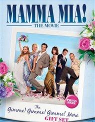Mamma Mia!: Gimmie! Gimmie! Gimmie! More Gift Set Blu-ray