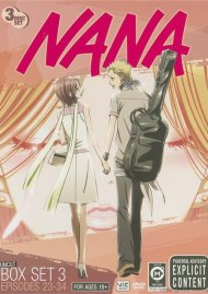 Nana: Box Set 3 Movie