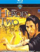 Heroes Two Blu-ray