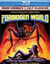 Forbidden World Blu-ray