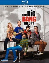 Big Bang Theory, The: The Complete Third Season Blu-ray