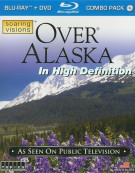 Over Alaska In High Definition (Blu-ray + DVD Combo) Blu-ray
