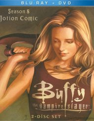 Buffy The Vampire Slayer: Season 8 Motion Comic (Blu-ray + DVD Combo) Blu-ray