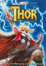 Thor: Tales Of Asgard Movie