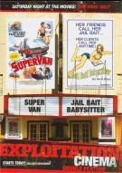 Supervan / Jailbait Babysitter (Double Feature) Movie